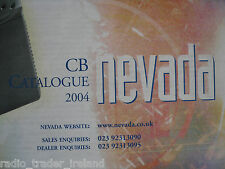 NEVADA CB CATALOGUE ONLY.............RADIO_TRADER_IRELAND.