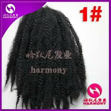 "Women's 20"" 50cm Kanekalon Marley Braiding Hair Twist braids Afro kinky 100gr #1"
