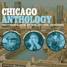 Chicago Anthology - Harvey Mandel/ Barry Goldberg (2014, CD NIEUW)