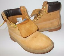 Mens or Boys TIMBERLAND Upper Leather 12 Eyelet Boots 6