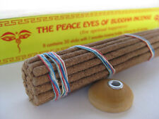 Traditional Tibetan Incense ~ the PEACE EYES OF BUDDHA