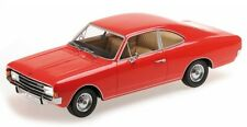 OPEL Rekord C Coupe (red) 1966