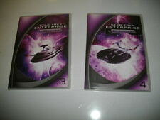 STAR TREK ENTERPRISE DVDs