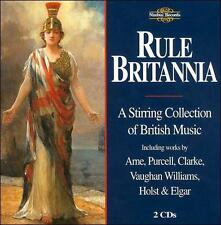 Rule Britannia: Collection of British Music, New Music