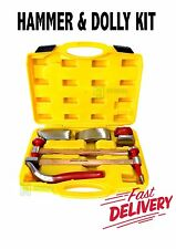 HAMMER AND DOLLY KIT PANEL HAMMER KIT HICKORY HANDLES REPAIR AUTO BODY GENUINE