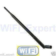 20 x New Dual Band 2.4GHz 5GHz 7dBi RP-SMA High Gain WiFi Wireless Antenna St 1