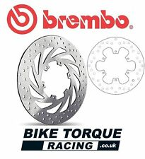Piaggio 125 MP3 Hybrid 09-10 Brembo Upgrade Front Brake Disc