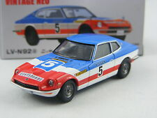 Nissan Fairlady 260Z 2by2 AJSAF,Tomica Tomytec Limited Vintage Neo LV-N92a, 1/64