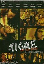 """El Tigre de Santa Julia(2002) DVD  """"La Leyanda esta Viva""""  NEW DVD"""