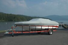 Carver Sun-DURA Boat Cover 20'6 VHull Runabout BowRider O/B MADE IN USA 7YR WNTY