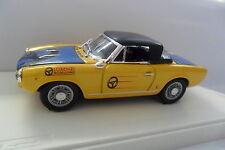 PROGETTO K 1:43 FIAT 124 SPORT SPYDER HARD TOP LORENZI MODELLISMO ART 50/13