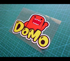 Funny Domo kun hi JDM Reflective Decal Sticker