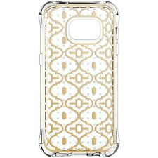 BALLISTIC JM4091-B18N Samsung Galaxy S7 Jewel Mirage Case (Clear, Gold, KASBAH)
