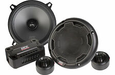 "MTX MTX Thunder51 Thunder Axe Series 5-1/4"" 2-way component speaker system"