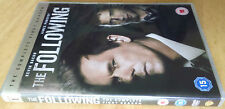 The Following Series 1  (DVD, 2013, 5-Disc Set, Box Set) Region 2 Kevin Bacon