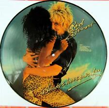 LP PICTUREDISC / ROD STEWART / RARITÄT /