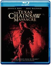 Texas Chainsaw Massacre (2009, REGION A Blu-ray New) BLU-RAY/WS