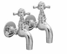 Oxford tradicional Babero grifos con aireador para el flujo de espuma y ahorro de agua