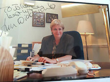 7x5 Hand Signed Photo of Conservative Ann Widdecombe - Politician