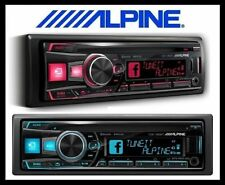 ALPINE CDE-185BT BRAND NEW 2-YEAR WARRANTY, BT, AUDIOSTREAMING, BEST PRICE