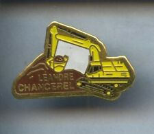 RARE PINS PIN'S .. AGRICULTURE TRACTOR CAMION BTP TRACTEUR GRUE PELLE  ~2Y