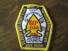 Camp Arrowhead Pocket Patch cpp