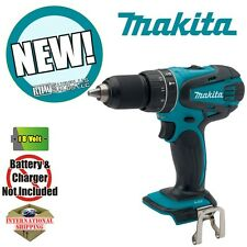 Makita XPH01Z 18-Volt LXT Lithium-Ion Cordless 1/2-Inch Hammer Driver-Drill