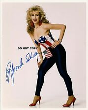 RHONDA SHEAR 8X10 AUTHENTIC IN PERSON SIGNED AUTOGRAPH REPRINT PHOTO RP