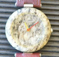 tissot rock watch R150 30mm Unisex size made of Granite from the Swiss Alps