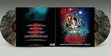 Stranger Things - Vol. 2 OST Soundtrack - Clear Vinyl With Black Smoke LP Indie