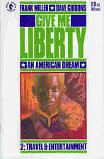 Give Me Liberty # 2 (of 4) (Frank Miller, Dave Gibbons) (USA, 1990)