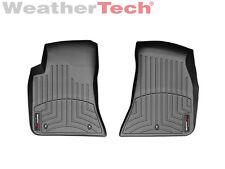 WeatherTech® FloorLiner for Dodge Challenger - 2011-2016 - 1st Row - Black