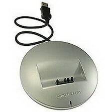 Sony Ericsson DSS-25 Escritorio Soporte de sincronización de carga para K700 F500 P910 V600 V800 T630