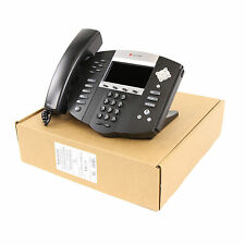 Polycom SoundPoint IP 670 SIP VoIP PoE Business Telephone Phone Set - NEW