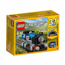 LEGO 31054 BLUE EXPRESS * CREATOR * BRAND NEW FOR 2017 * MINT BOX * HARD TO FIND
