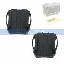 DZ-S3 Curved Surface Adhesive Mount Pack+3M VHB Sticky For Sony Action Camera
