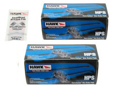 Hawk HPS Brake Pads Front & Rear BMW 335d 335i 335is 335xi X1