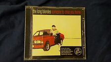 THE LONG BLONDES - SOMEONE TO DRIVE YOU HOME. CD