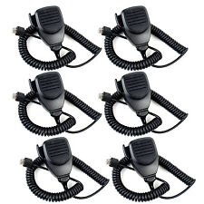 6X 8-Pin RJ-45 Plug Speaker Microphone Mic for Kenwood Radio TK760/880/750/7108M