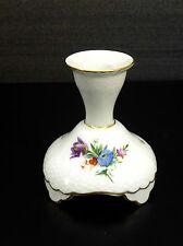 Kerzenleuchter Porzellan Royal Kopenhagen Denmark Blumen candlestick porcelain