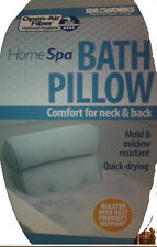 Home Spa Bath Pillow By Ideaworks