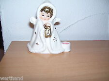 gemarkt 4241209 Weihnachtsengel Engel mit Laterne robson 1958 Goebel