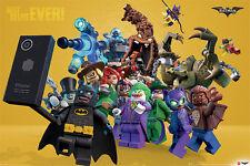 Lego Batman (Best Selfie Ever) Maxi Poster - 61cm x 91.5cm - PP34039 - 548