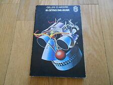 libro - EL CETRO DEL AZAR - Gilles D´Argyre - MR - ciencia-ficción scifi