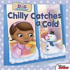 Chilly Catches a Cold (Doc McStuffins),GOOD Book