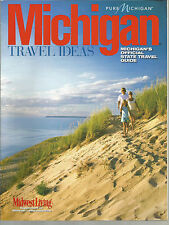 Michigan Travel Ideas 2007 Snow/Historic Highways/The Thumb/Weekends/Beach