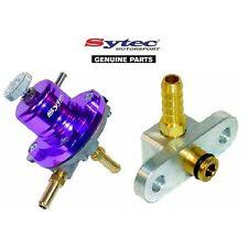 Sytec regulador de presión de combustible + Adaptador De Riel de combustible-Toyota Starlet Glanza Turbo