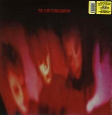 The Cure pornography - 2lp/vinyle-Deluxe Edition-remastered - 180g