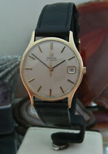 Omega Vintage Automatic date watch calibre 1012 working serviced Swiss made