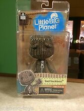"2015 NECA Little Big Planet SAD SACKBOY Play Station Game 5"" Inch Figure MIB"